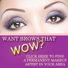 Permanent Eyebrows and Eyeliner Texas