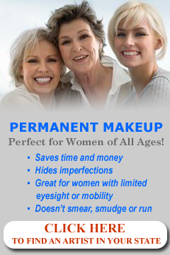 Permanent Makeup in California